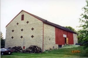 Historic Buildings - Garth Oberlander Barn - The Barn at Stratford - Event Venue - Delaware, Ohio