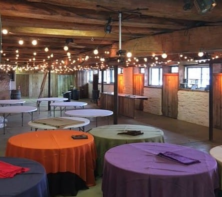 Event Venue - The Barn at Stratford - Delaware Ohio