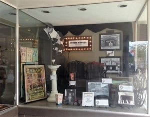 Historical Display - Delaware County Historical Society - Hair Studio - Delaware Ohio