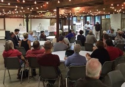 Community Meeting - Stratford Woods Home Owners Association - The Barn at Stratford - Event Venue - Delaware Ohio