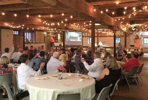 50th Wedding Anniversary - Event Venue - The Barn at Stratford - Delaware Ohio