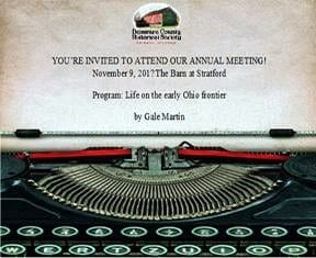 2016 Annual Meeting - Delaware County Historical Society - The Barn at Stratford - Event Venue - Delaware, Ohio