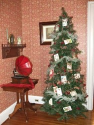 Holiday Open House - Nash House Museum - Delaware County Historical Society - Delaware Ohio