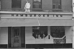 Hamburger Inn - early restaurants - Delaware Ohio