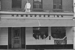 Hamburger Inn - early restaurants - Delaware Ohio
