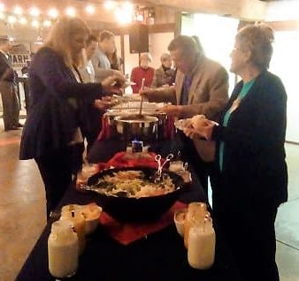 Good Food - Corporate Event - The Barn at Stratford - Event Venue - Delaware Ohio