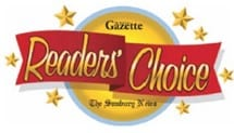 Reader's Choice - Delaware Gazetter 2017 - The Barn at Straford - Event Venue - Delaware Ohio
