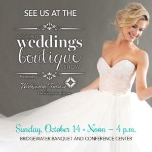 Weddings Fall Boutique Show
