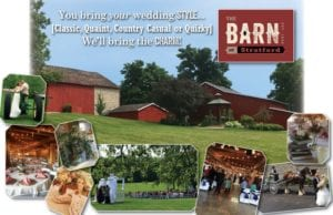 Charming Weddings - The Barn at Stratford - Event Venue - Delaware Ohio