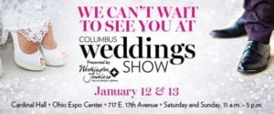 Columbus Weddings Shows 2019 - The Barn at Stratford - Barn Weddings Venue - Delaware Ohio