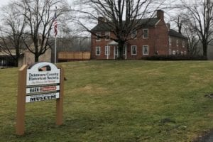 New Signage - Meeker Homestead Museum -