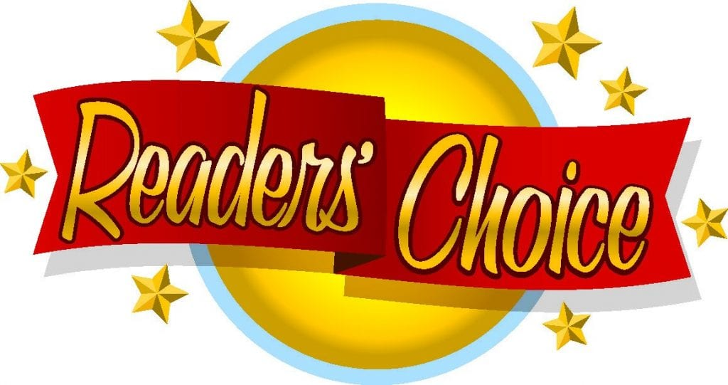 The Barn Top Readers' Choice