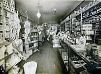 History Program - Delaware Ohio - Grocery Store