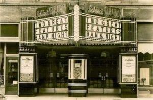 Historic Theater - Strand Theatre - Delaware Ohio - 100 Years