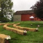 Outdoor Wedding - Barn Wedding - The Barn at Stratford - Event Venue - Delaware Ohio