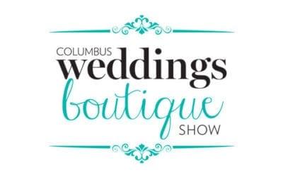 Visit us at Columbus Weddings Boutique Show