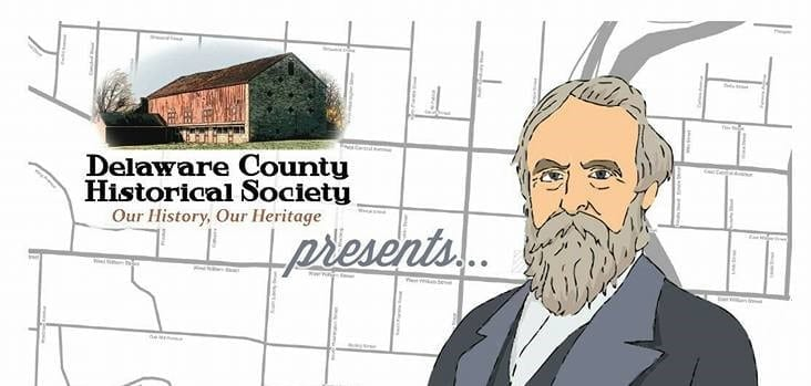 Hayes Walking Tour - Delaware County Historical Society - Delaware Ohio