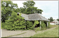 Abandoned Gas Station - Historical Society Program - The Barn at Stratford - Event Venue - Delaware Ohio