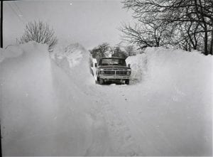 Blizzard of '78 - Delaware Ohio Historical Society - Delaware Ohio