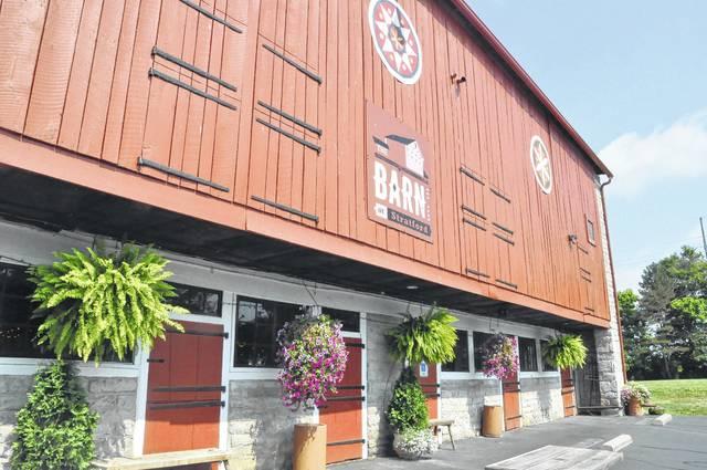 Barn at Stratford gets new life – Delaware Gazette