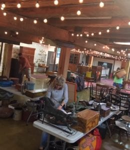 Garth's Auctions - Last Auction in The Barn - The Barn at Stratford - Event Venue - Delaware Ohio