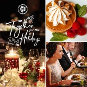 Holiday Menues - Two Caterers - The Barn at Stratford - Event Venue - Delaware Ohio