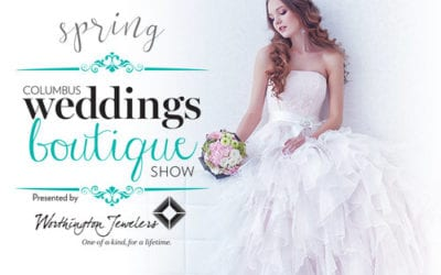 Join Us at the 2019 Spring Columbus Weddings Boutique Show