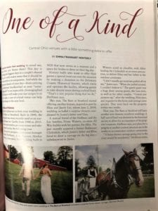 Columbus Weddings - The Barn at Stratford - Event Venue - Delaware Ohio